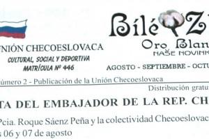Bílé Zlato - Oro Blanco. Novinky spolku Unión v Chaco.