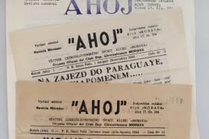 Ahoj. Spolkový časopis v Chaco.1943