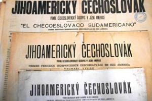 Jihoamerický Čechoslovák 0