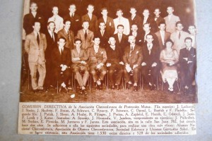 Československá unie - Buenos Aires