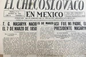 El Checoslovaco en Mexico