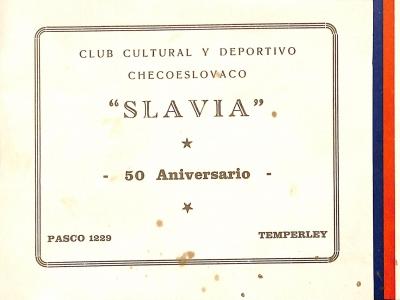 Čsl Kulturní a Sportvní spolek Slavia
