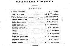 Pozvánka_na_veselohru_Španělská_muška_10-říjen_1953_2