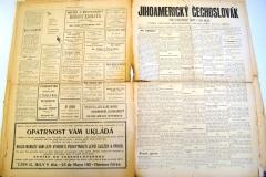 Jihoamerický Čechoslovák 1923 (9)