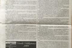 Naše doba - Periodico Nuestra Era