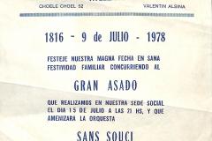 Pozvánka_na_Gran_Asado_9._červenec_1978